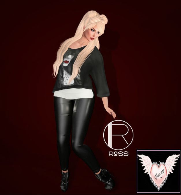 leather outfit for ross event1111